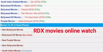 Rdx online watch Hindi movies
