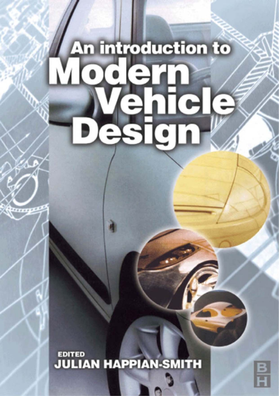 Download An Introduction to Modern Vehicle Design | Free PDF