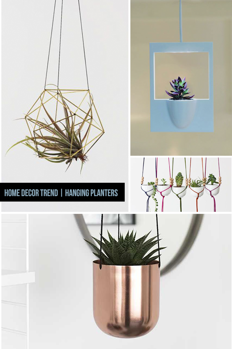 Home Decorating Ideas | Trending Hanging Planters