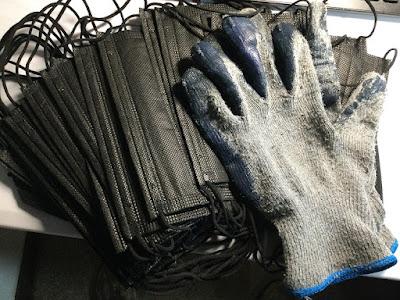 Masks and Gloves
