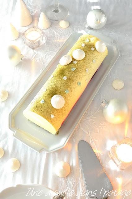 noël-Bûche- thé-matcha- griottes-sillikomart