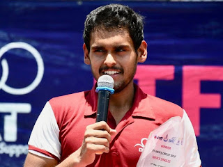 ITF Men's Future Tennis title Won by Sidharth Rawat