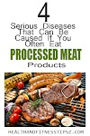 4 Serious Diseases That Can Be Caused If You Often Eat Processed Meat Products