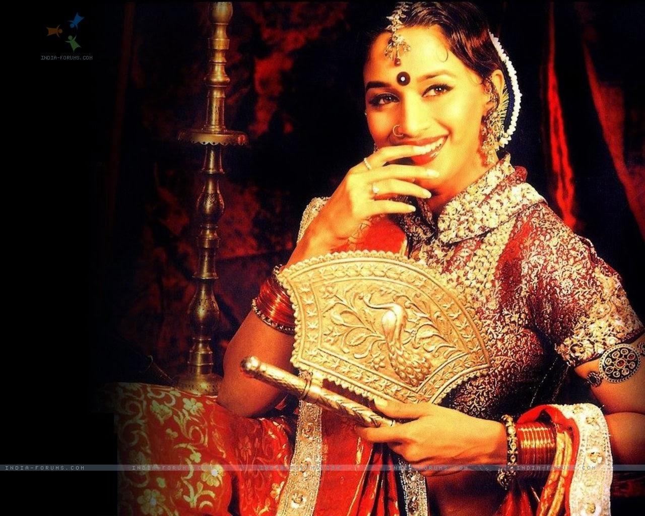 Katrina Kaif Madhuri Dixit Desktop Wallpapers-4065