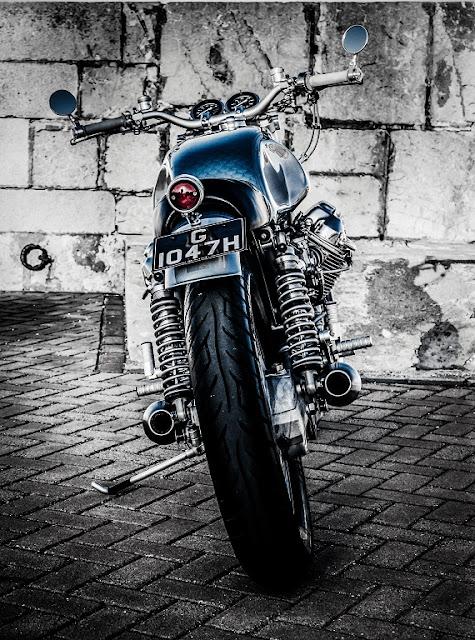 Moto Guzzi SP1000 1983 By Side Rock Cycles Hell Kustom