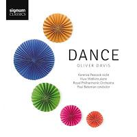 Oliver Davis - Dance - Signum