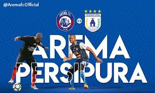 Prediksi Arema FC vs Persipura
