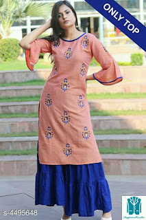 Simran Attractive Women's Kurtis