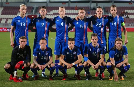 Tuyển Iceland chốt danh sách đầu tiên tại Euro 2016.
