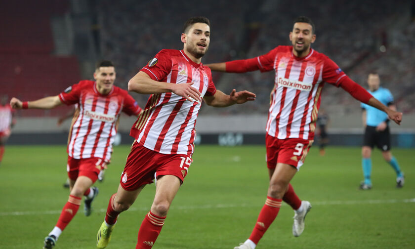Ολυμπιακός - Αϊντχόφεν 4-2: Όλα τα γκολ (vid)