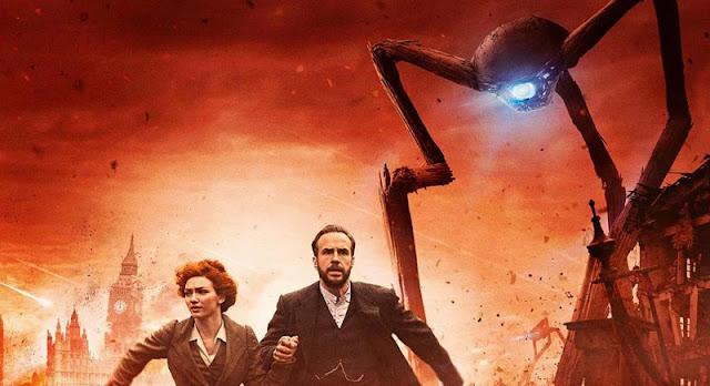 Espectacular tráiler de la nueva adaptación de la BBC de 'La Guerra de los Mundos'