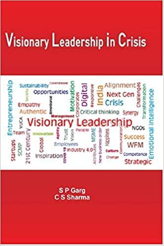 Visionary Leadership in Crisis
