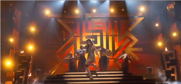Camilla Cabello's Sexy Live Performance at Billboard Music Awards