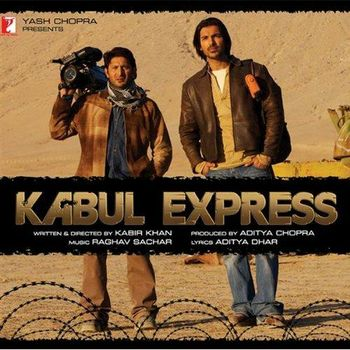Kabul Express (2006) Hindi 330MB WEB-DL 480p ESubs