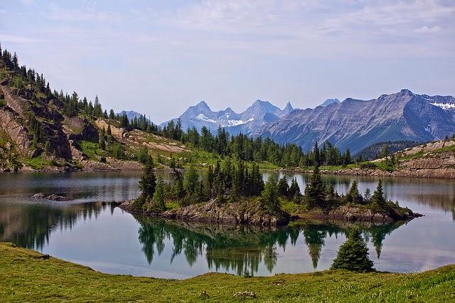 banff national park canada