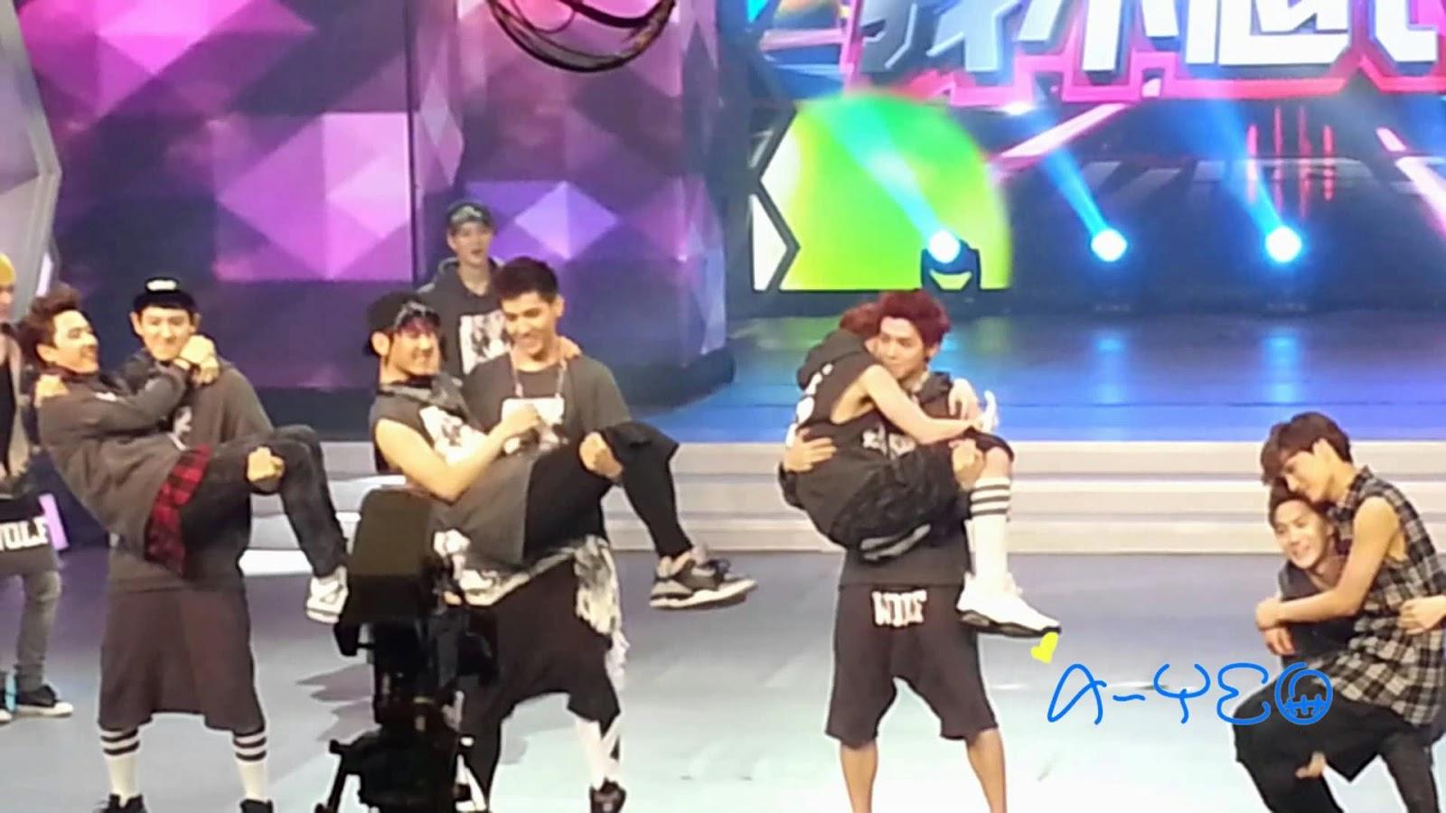 Iam SC14TIC Rekomendasi Video Variety Dan Reality Show EXO