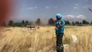 Video Viral Prajurit TNI Halau Tank Israel di Perbatasan Lebanon, Begini Ceritanya