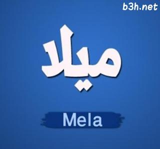 معنى اسم ميلا