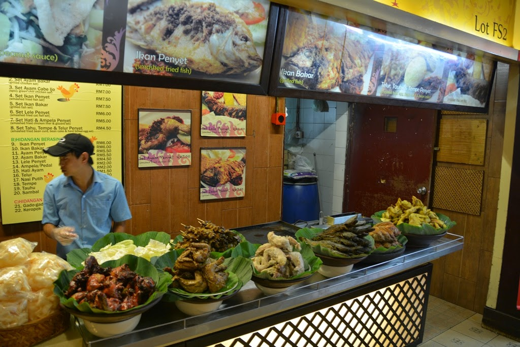 Central Market Kuala Lumpur Food Court