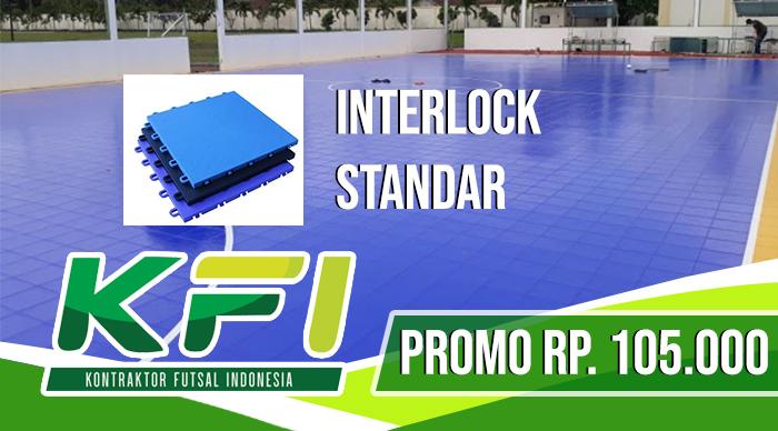 Promo Interlock Futsal