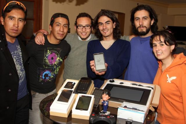 SURI ELECTRONICS RECIBIÓ EL PREMIO PLURINACIONAL AL EMPRENDIMIENTO EMPRESARIAL 2015