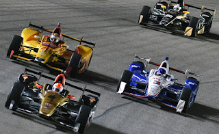 How Fast Do Indy Cars Go