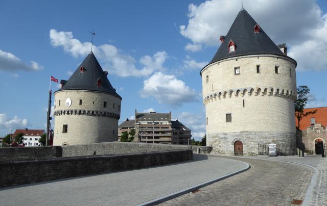Torres de defensa de Kortrijk