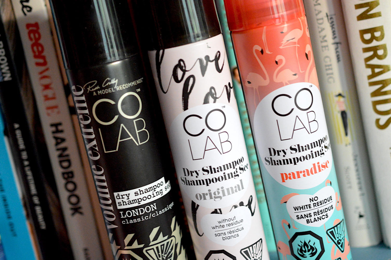 colab dry shampoo review