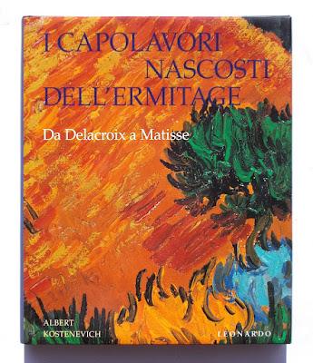I capolavori nascosti dell'Ermitage - libro d'arte - annunci