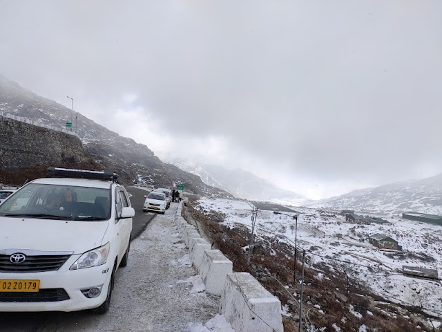 नाथु-ला दर्रा, Nathu-La Pass, Nathu-La Pass in winters, how to go Nathu-La Pass,