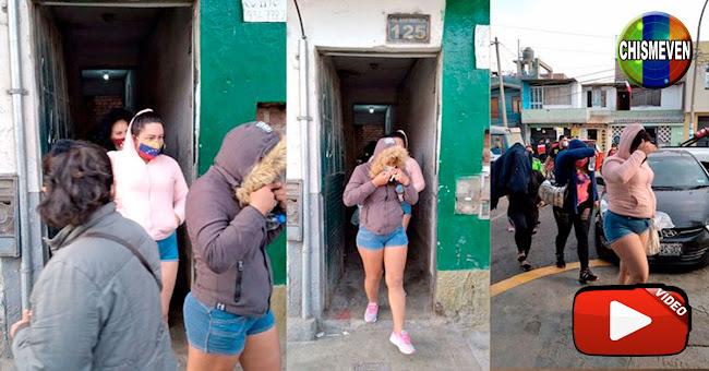 """Casa de citas llamada """"Venecolandia"""" fue clausurada en Perú"""