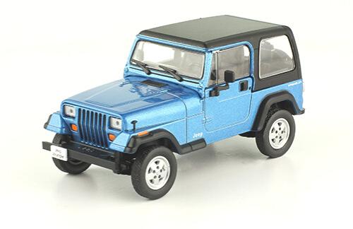 grandes autos memorables Jeep Wrangler