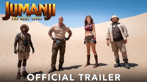 Jumanji The Next Level trailer 2019 Watch
