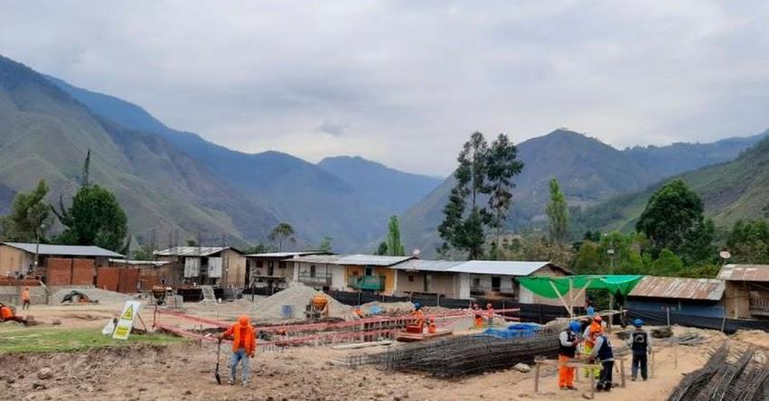 Invierten más de 8 millones en construcción de colegio en Cañaris - Lambayeque