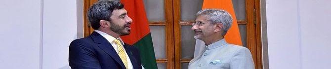 Secret India-Pakistan Peace Roadmap Brokered By Top UAE Royals