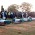 Army Chief, Buratai weeps as Lt.-Col Abu-Ali, 6 other soldiers killed by Boko Haram are buried (Photos)