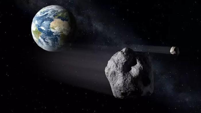 Asteroid Raksasa Bakal Melintasi Bumi