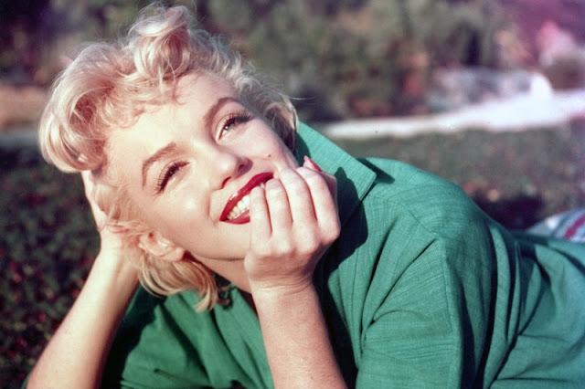 Marilyn Monroe'nin 1950'li  Yıllarda Günlük Diyeti