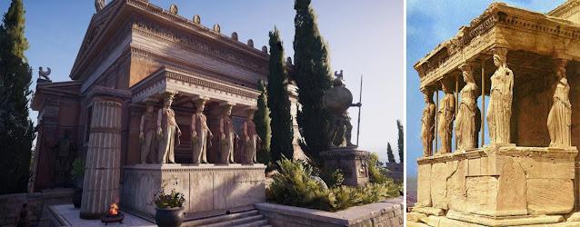 Assassin's Creed: Odyssey_Erecteión