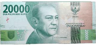 Uang 20.000 - InfoLoh