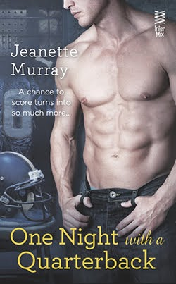One night with a quarterback 1, Jeanette Murray