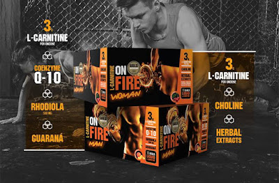 L-Carnitina OnFire Gold Nutrition