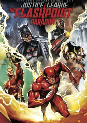 Justice League: The Flashpoint Paradox (BRRip 1080 Dual Latino / Ingles) (2013)
