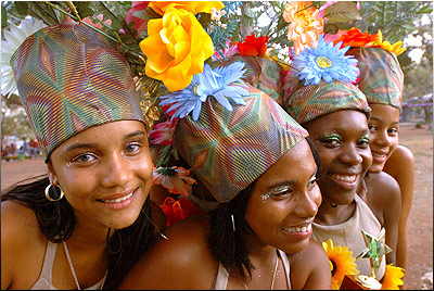 women Dominican republic mulatto