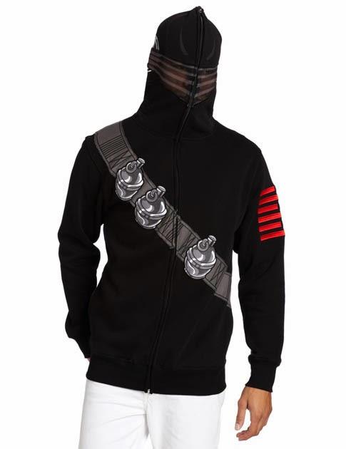 reputable site 2ea0b 44475 Costume hoodie, le felpe che ti trasformano in super-eroe