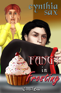 Fangs In Frosting by Cynthia Sax
