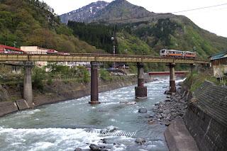 日本の風景 大糸線