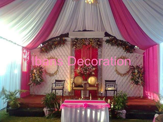 jasa dekorasi wedding murah di ciputat