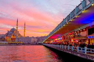 صور من العاصمة التركية اسطنبول