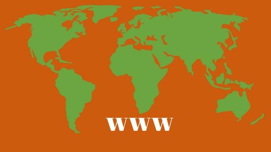 Mengenal nama nama domain internet